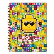 LEGO Iconic Špirálový zošit - Awesome - Poznámkový blok