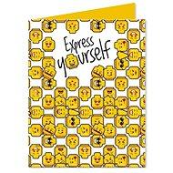 LEGO Iconic Express Yourself - Dosky na dokumenty
