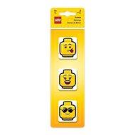 LEGO Iconic Hlavy – 3 ks