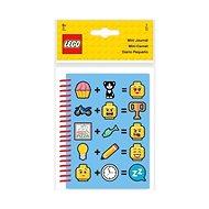 LEGO Iconic Mini zápisník - Zápisník