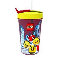 LEGO Iconic Girl - Fľaša na vodu