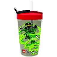 Fľaša na vodu LEGO Ninjago Classic červená - Láhev na pití