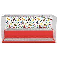Úložný box LEGO Iconic Herná a zberateľská skrinka – červená