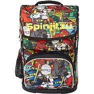 LEGO Ninjago Comic Maxi - Školský batoh
