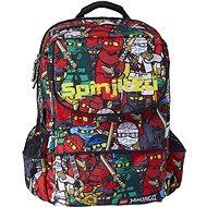 LEGO Ninjago Comic Starter - Školský batoh