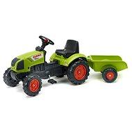 Claas Arion 410 zelený - Šliapací traktor