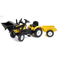 Traktor Constructor s volantom - Šliapací traktor