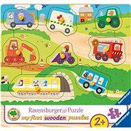 Ravensburger 036844 Veľké autá - Puzzle