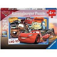 Ravensburger 78196 Disney Autá - Puzzle