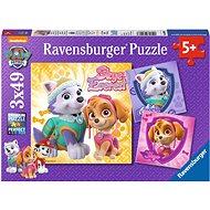 Ravensburger 80083 Tlapková Patrola - Puzzle