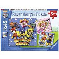 Ravensburger 80366 Labková Patrola - Puzzle