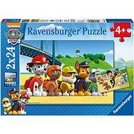 Ravensburger 90648 Labková Patrola: Statoční psi - Puzzle