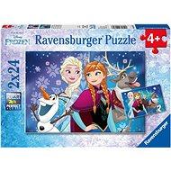 Ravensburger 90747 Disney Ľadové kráľovstvo - Puzzle