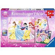 Ravensburger 92772 Disney princezné: Snehulienka