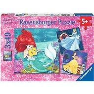 Ravensburger 93502 Disney Dobrodružstvo Princeznej - Puzzle