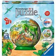Ravensburger 3D 118380 Ríša dinosaurov - 3D puzzle