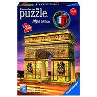 Ravensburger 3D 125227 Víťazný oblúk (Nočná edícia) - 3D puzzle