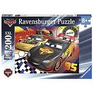 Ravensburger 128198 Disney Autá preteky - Puzzle