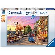 Ravensburger 145058 Večer v Paríži - Puzzle