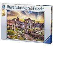 Ravensburger 147595 Súmrak v Ríme - Puzzle