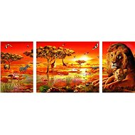 Ravensburger 198368 Africké veličenstvo - Puzzle