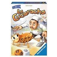 Ravensburger 211739 La Cucaracha cestovná - Spoločenská hra