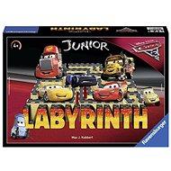 Ravensburger 213337 Labyrinth Junior Disney Autá 3 - Spoločenská hra
