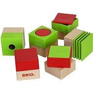 Brio 30436 Zmyslové kocky