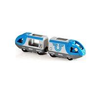 Brio World 33506 Cestovný vlak na batérie - Stavebnica