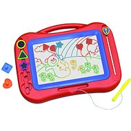 Magnetická tabuľka farebná - Kreatívna hračka