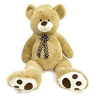 Medveď s mašľou - Plyšová hračka
