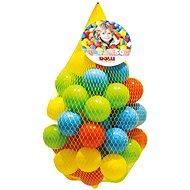 Dolu Farebné plastové loptičky – 50 ks - Loptičky