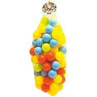 Dolu Farebné plastové loptičky – 100 ks - Loptičky