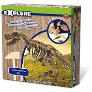 SES Kostra T-rex - Kreatívna hračka