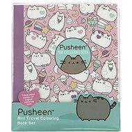 Pusheen Travel Colouring Book - Kreatívna hračka
