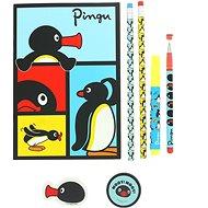Pingu Super Poznámková Sada - Kreatívna súprava