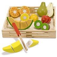 Krájanie ovocia
