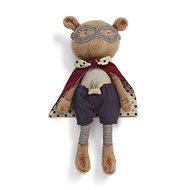 Medvedík Superhero Pow - Plyšová hračka