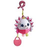 Ježko Mária Tiny Smarts ružový - Textilná hračka