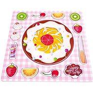 Bino Puzzle ovocný koláč - Puzzle
