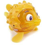 Svietiaca rybka – žltá - Hračka do vody