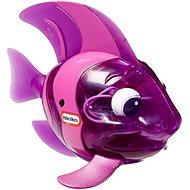 Svietiaca rybka – fialová - Hračka do vody