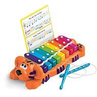 Tigrík klavír a xylofón - Hračka pre najmenších