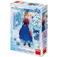 Frozen: Sesterská láska – diamond - Puzzle