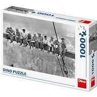 Robotníci na traverze - Puzzle