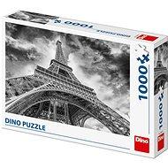 Mračná nad Eiffelovkou - Puzzle