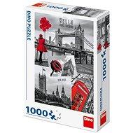 Londýn – koláž - Puzzle