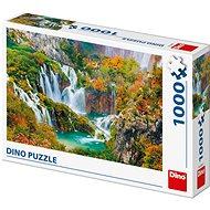 Plitvické jazerá - Puzzle