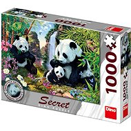 Pandy – secret collection - Puzzle