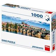 Hradčany - panoramic - Puzzle